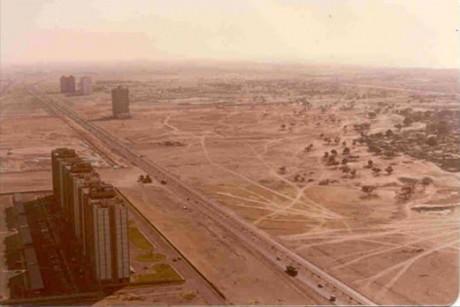 Dubai, 1991
