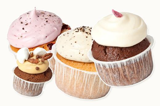 Cupcake STHLM - Sveriges första cupcakes-butik på nätet!