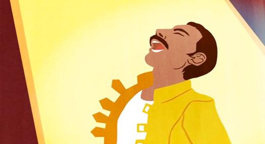 Happy Birthday Freddie Mercury!