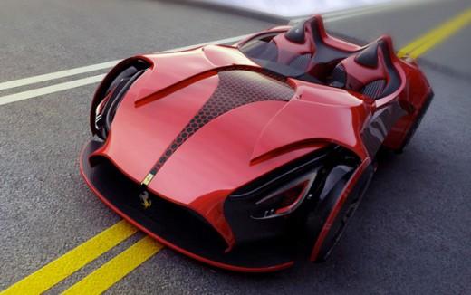 Ferrari Aliante Concept Car