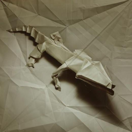 Origami av Marc Fichou