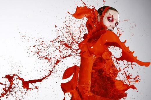 Färgglatt och klädsamt av Iain Crawford